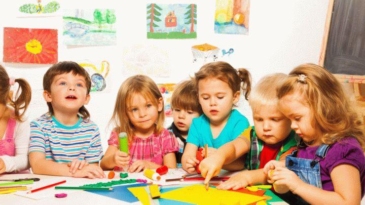 Детский сад и дети. Как встать в очередь в детский сад, не дать ребенку подхватить грипп и орви, а также другие полезные советы.