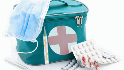 Отпуск, командировка, поездка на дачу - поиск лекарств не должен занимать много времени. Чтобы здоровье было в порядке, нужно знать, как собирается аптечка.